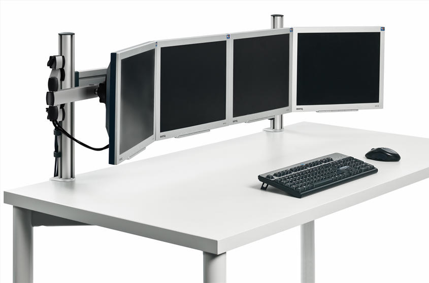 computer monitor mounting arms