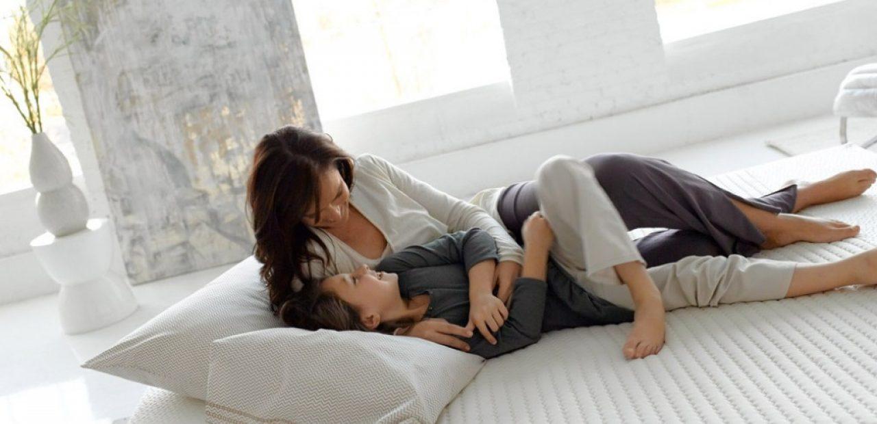 latex mattress sleep
