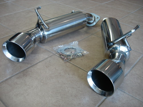 Axle-Back Exhaust System