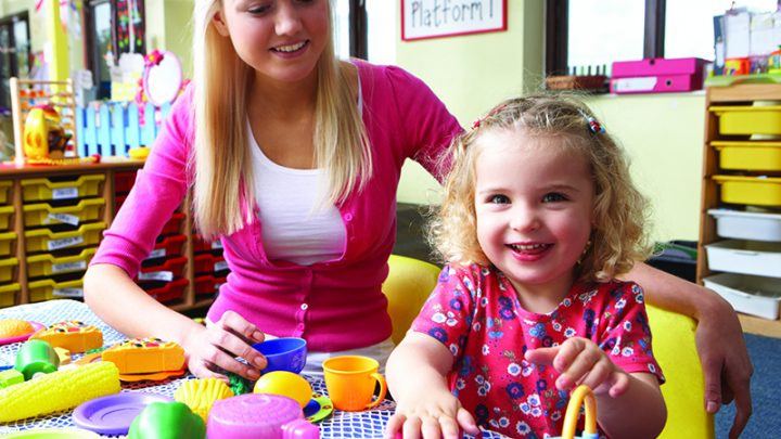 child care diploma courses