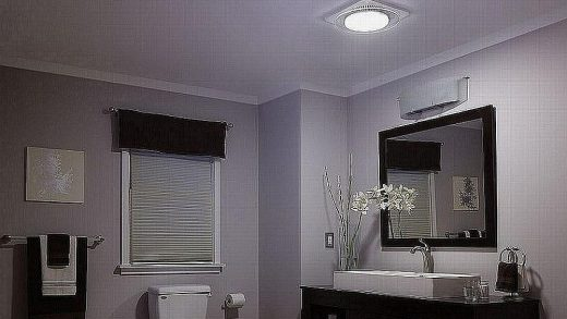 Fight Bathroom Humidity Back with an Exhaust Fan