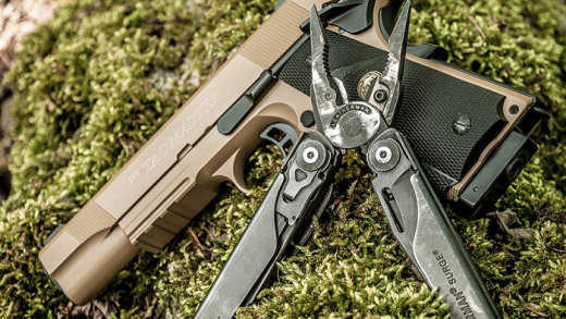 Surge Leatherman: The Multi-Tool That Can Save You in the Nick of Time