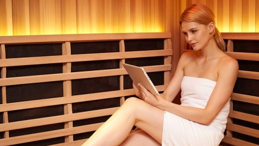 Reap the Perks of Your Own Infrared Sauna