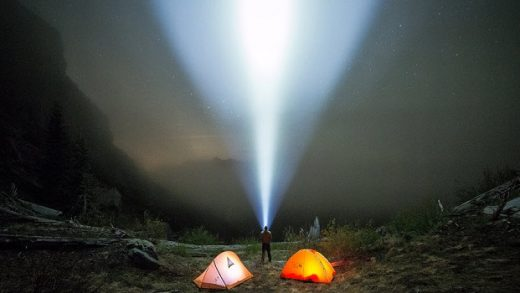 For Safety and Better Visibility at Night Turn to a LED Flashlight