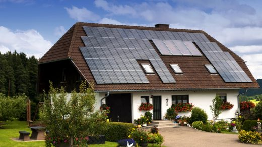 Join the Solar Power Revolution: Get Solar Power System for Home