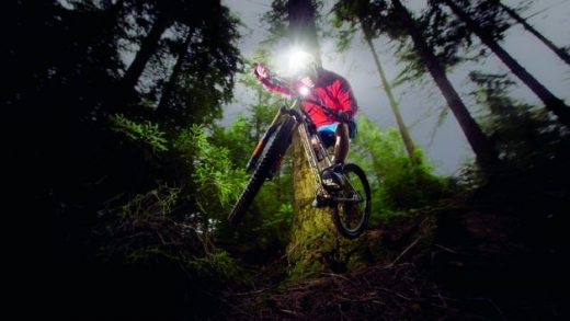 Mountain Bike Lights: The Link for Optimal Mountain Riding Experience
