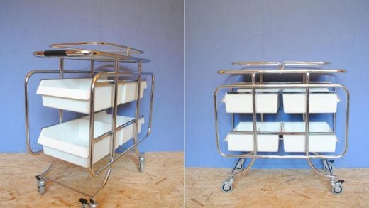 The Different Types of Hospital Trolleys