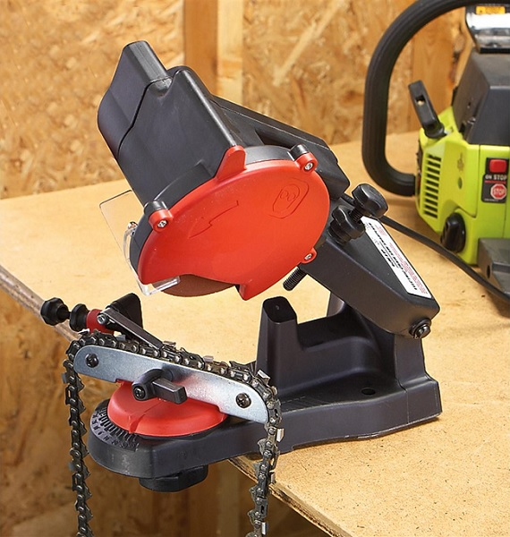 chainsaw-sharperning-machine
