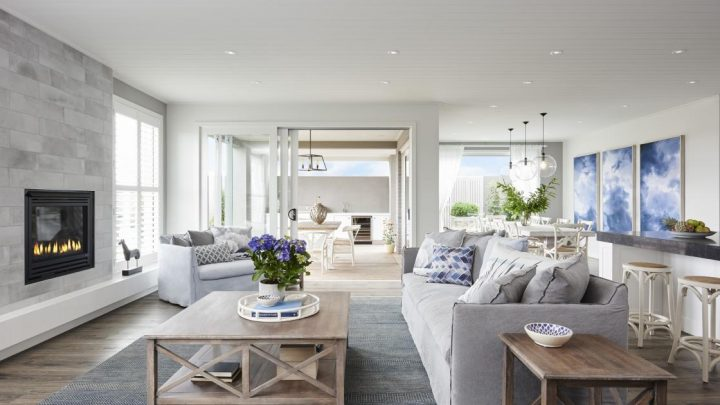 Hampton living room furniture