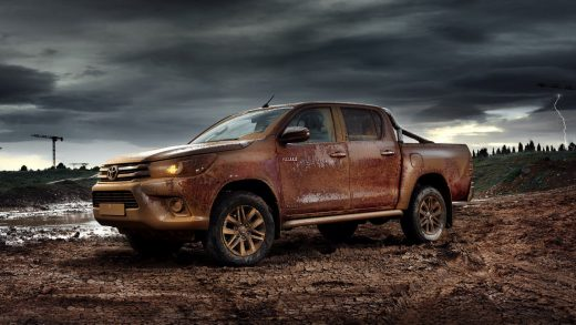 How to Pick the Right Lift Kit for Your HiLux