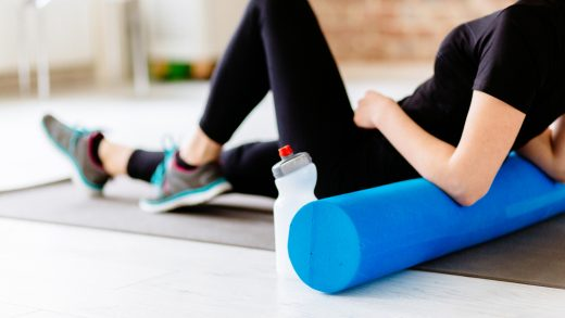 Take Your Yoga Practice to the Next Level with the Help of a Foam Roller