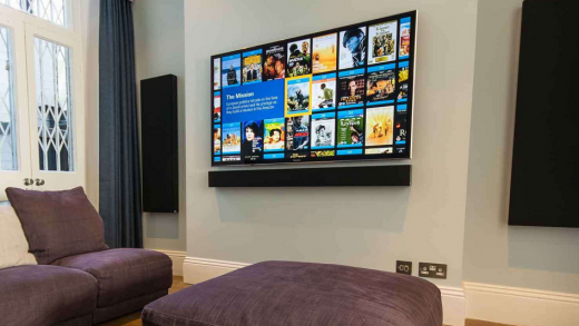 Tv Wall Installation Melbourne