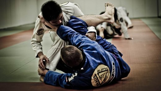 The Many Benefits of Jiu Jitsu