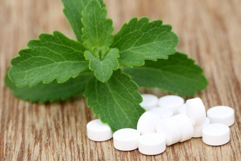 stevia tablets