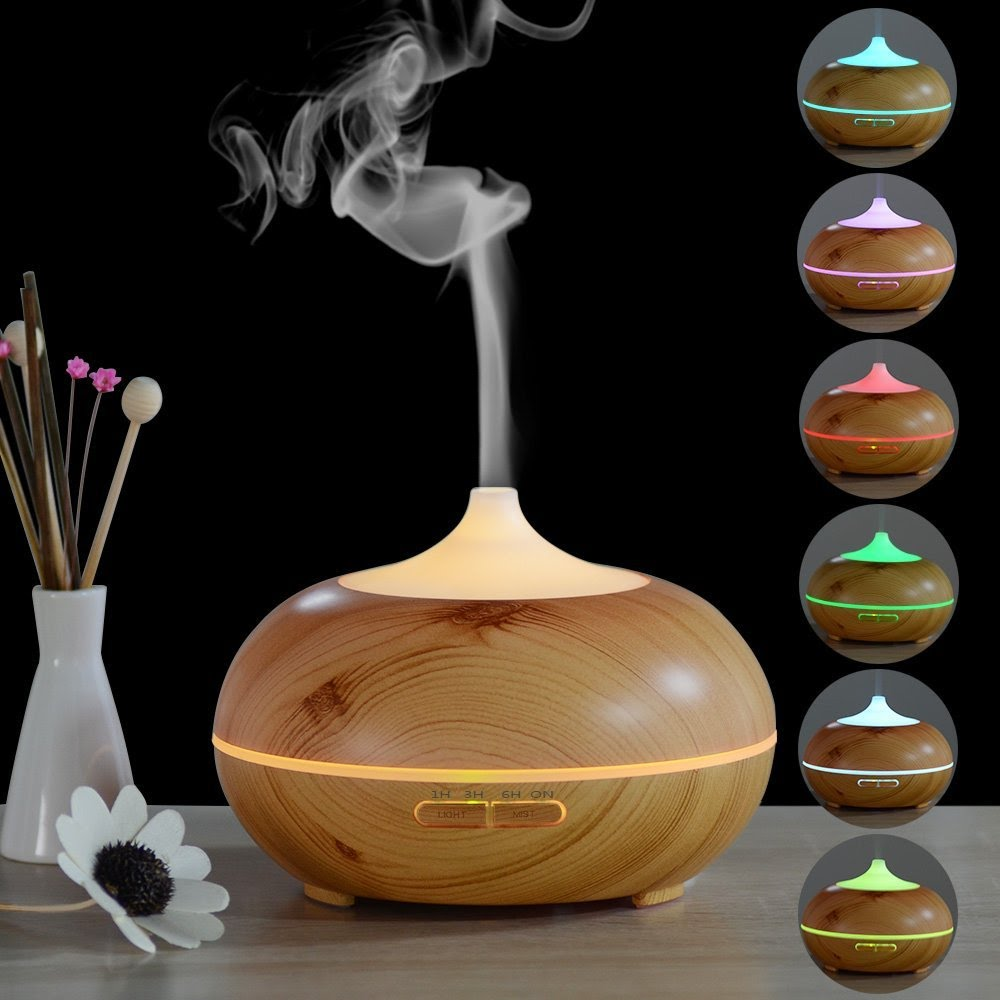 Aroma Therapy Essential Oil Diffuser
