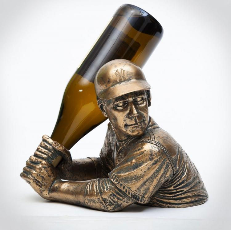 Baseball Wine Holder