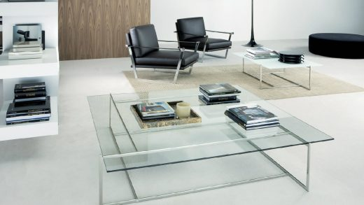 Types of Glass Coffee Tables That Can Transform Your Reception Area