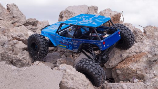 New King of the RC Hill: Rock Crawlers