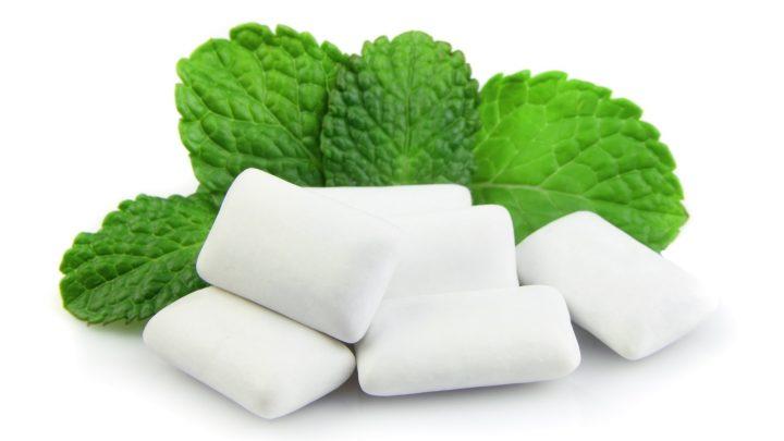 Fresh chewing gum