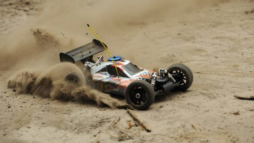 RC Cars: A Beginner's Glimpse into the Hobby