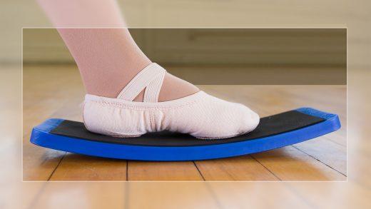 Ballet turn boards