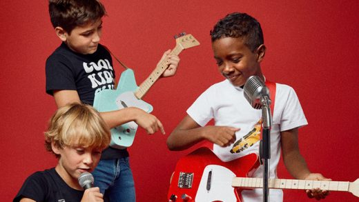 Music Has No Age Limit: How to Choose the Right Guitar for Your Toddler