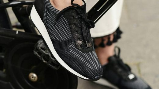 european style sneakers