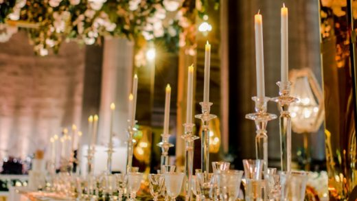 How to Choose the Perfect Wedding Decor for Your Big Day