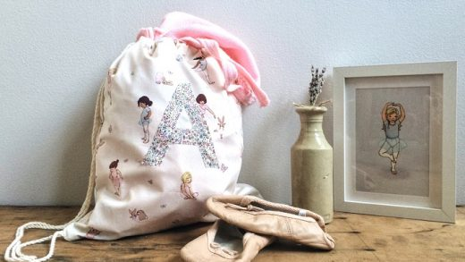 girls ballet dance bag 2