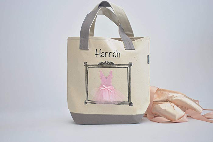 girls ballet dance bag