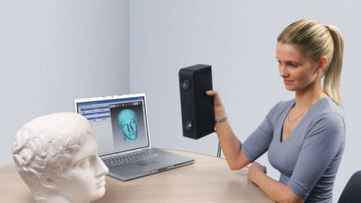 Types of 3D Scanners and Their Important Features