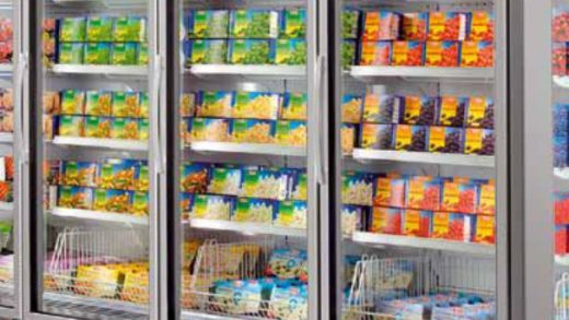 The Perks of Using Display Fridges & Freezers in the Food Business
