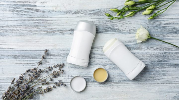 deodorants vs antiperspirants