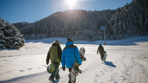 The Main Characteristics That Define Snowboards