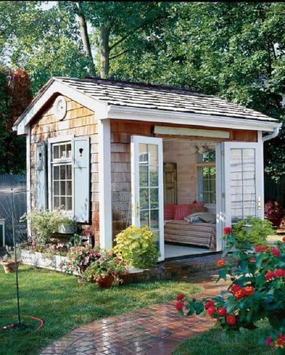 practical garden sheds