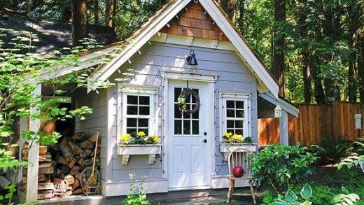 sheds like home