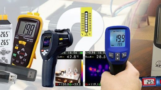Types of Measuring Tools
