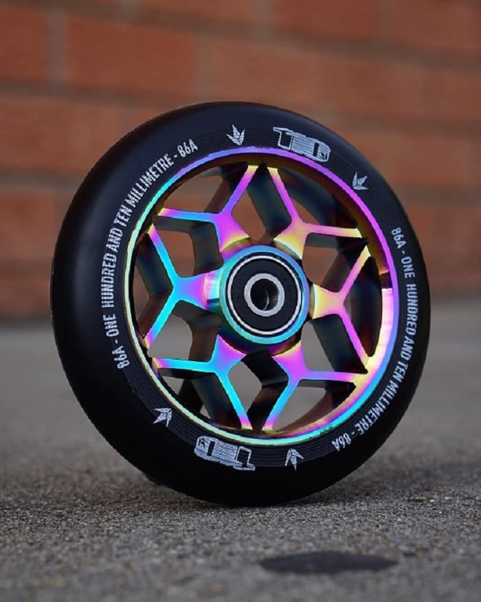 Best Scooter Wheel Size