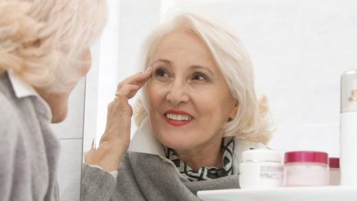 Mature Skin: The Importance of Skin Care Routine and Balanced Lifestyle