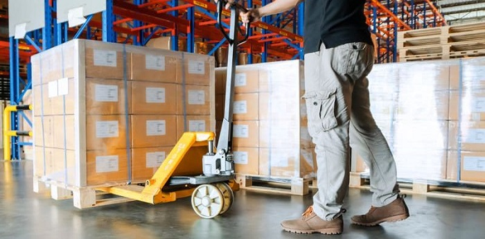 Operating Manual Pallet Trucks