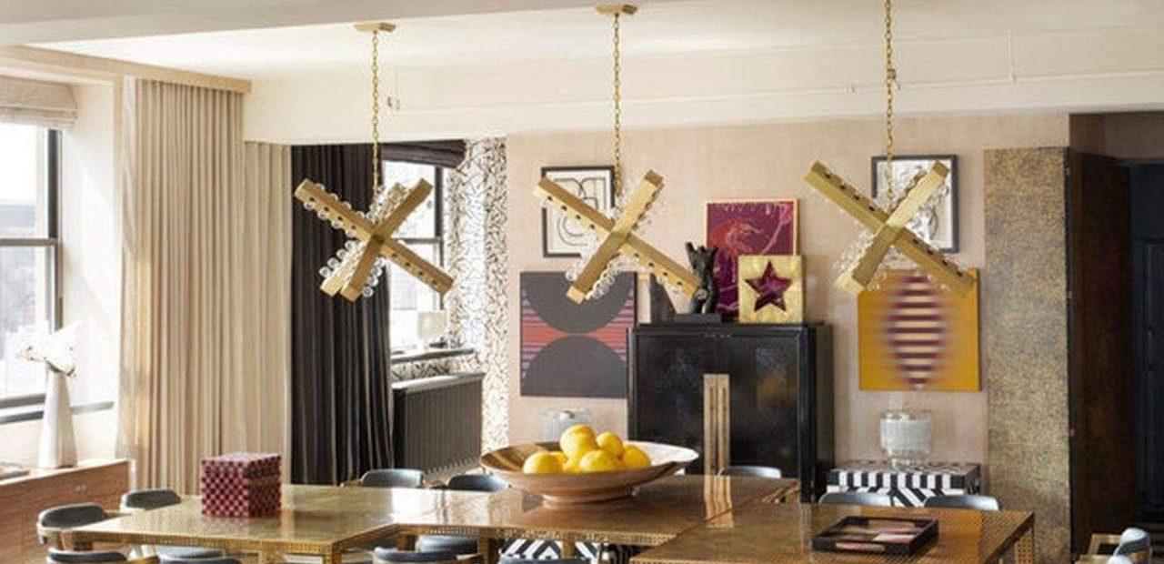 interior design canopy in leaving room