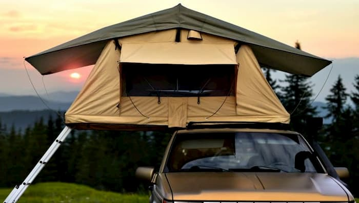 rooftop tent for car