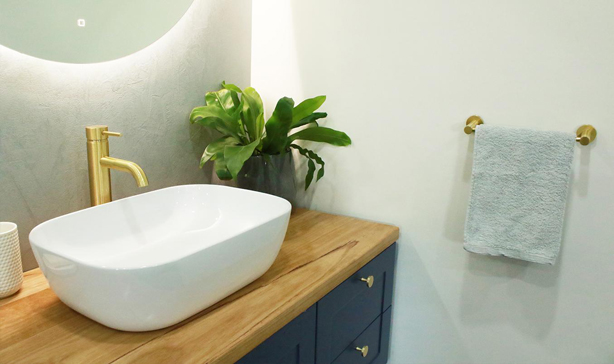 bathroom vanity cabinet counter top sink basin