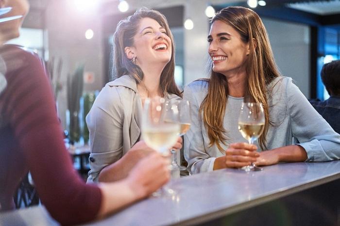 Preservative-Free White Wine