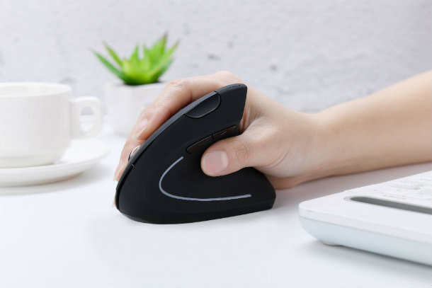 Gelid ergo mouse