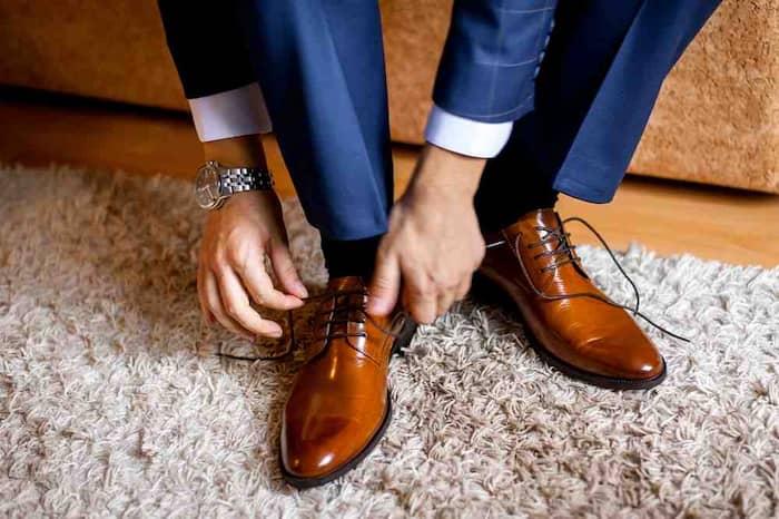 derby men shoes