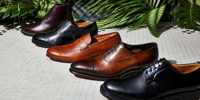 different kinds of derby shoes