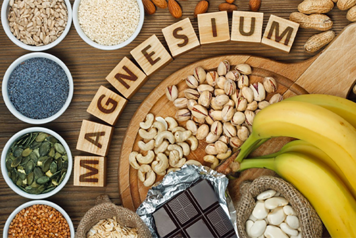 magnesium-through-food