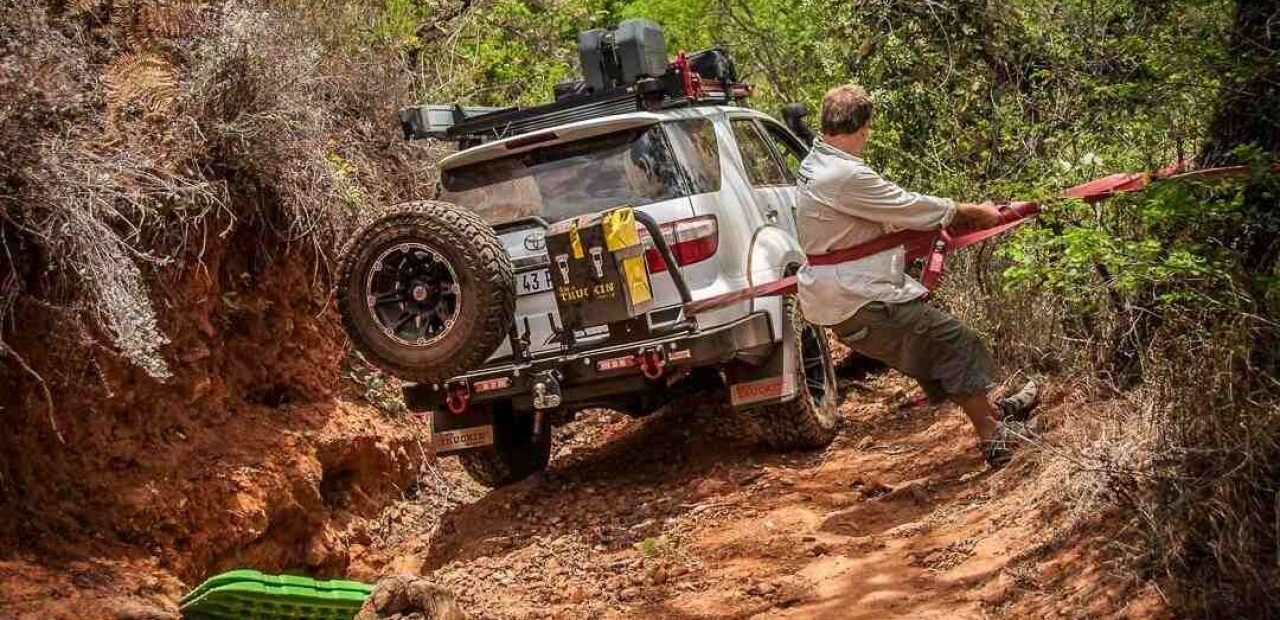 recovery 4x4