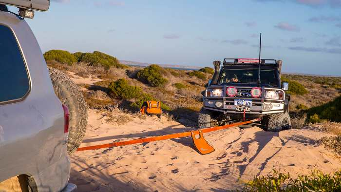 4wd recovery gear